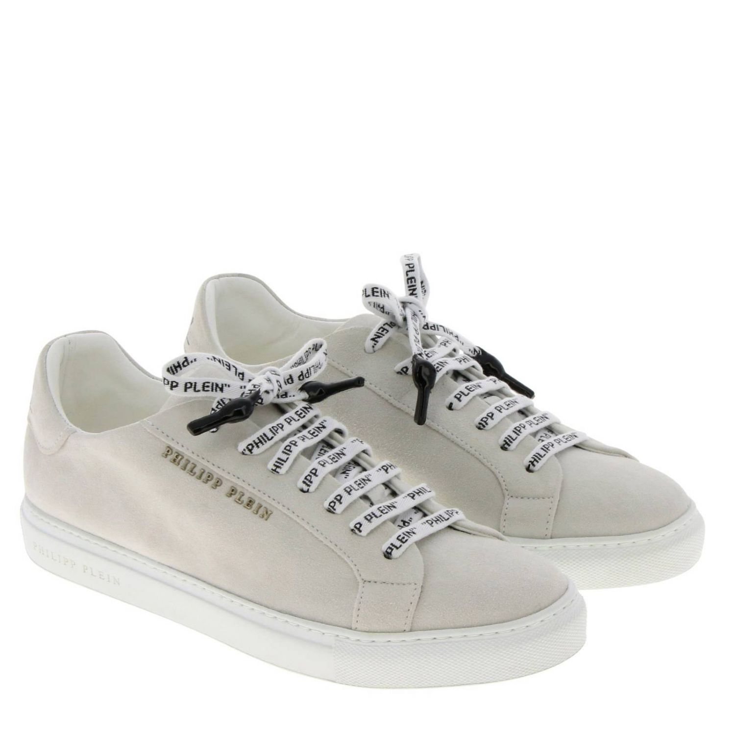Shoes men Philipp Plein white 2