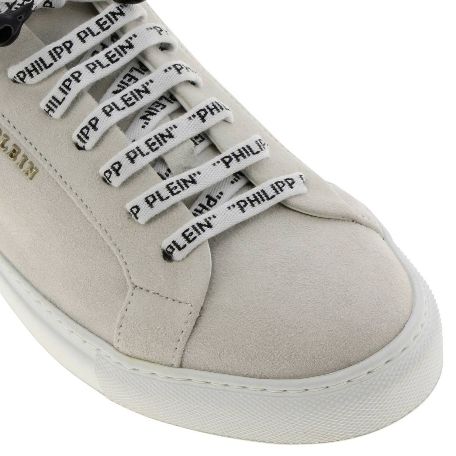 Shoes men Philipp Plein white 3