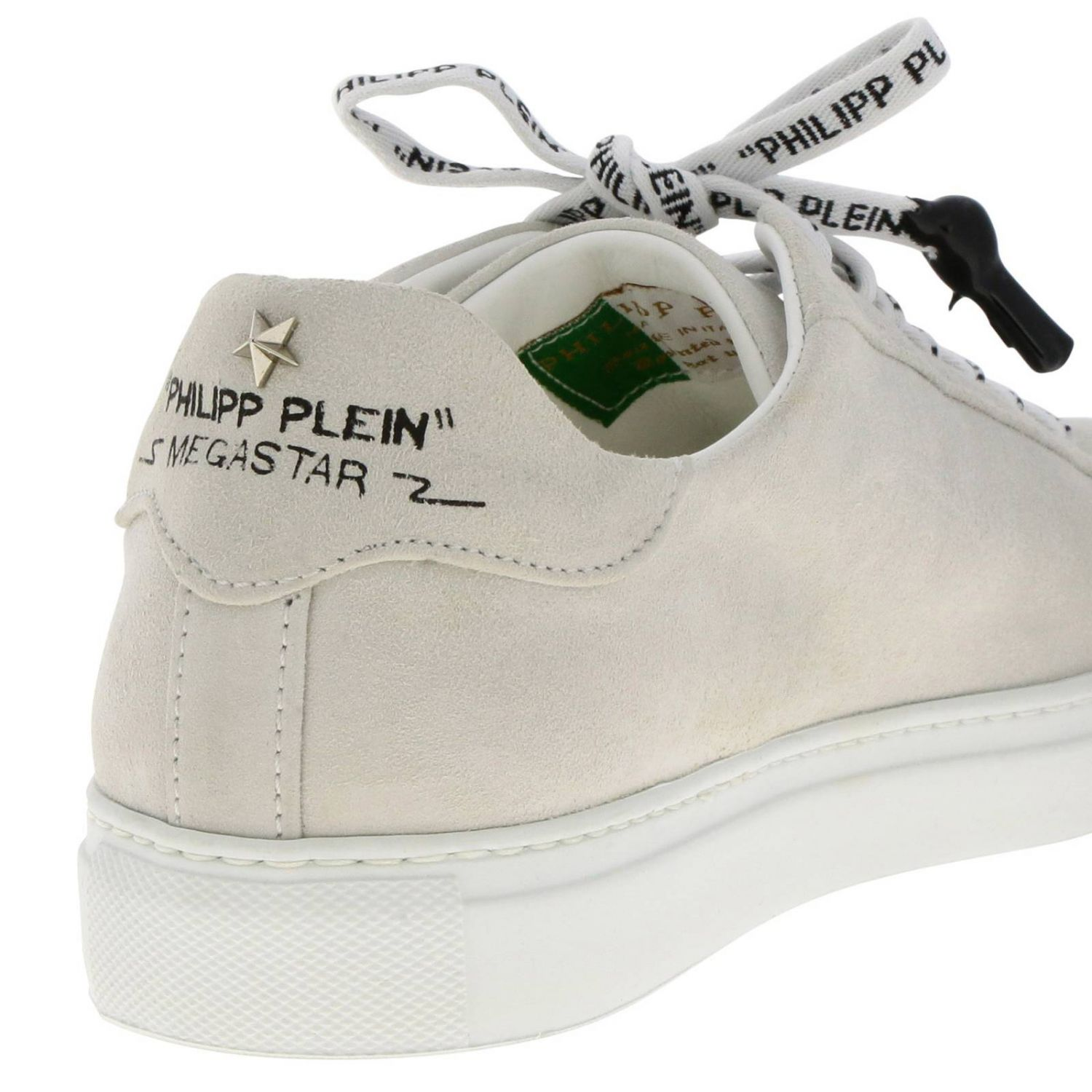 Shoes men Philipp Plein white 4
