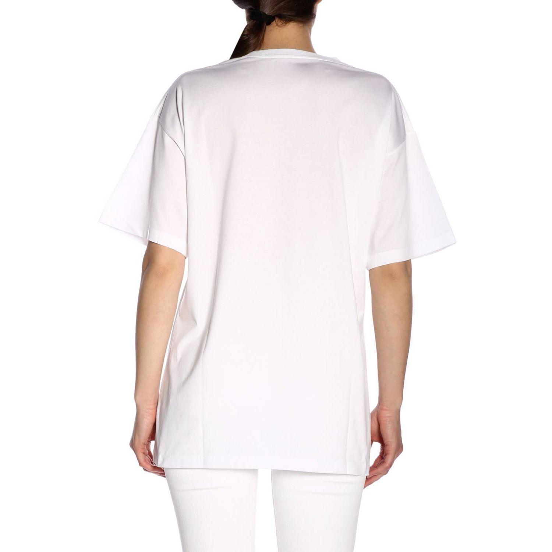 T-shirt femme Maison Margiela jaune 3