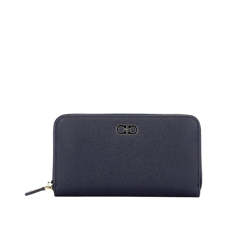 Wallet women Salvatore Ferragamo violet 1