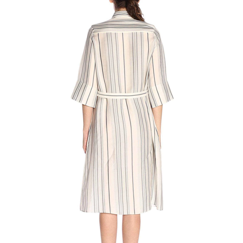 Dress Jil Sander: Dress women Jil Sander white 3