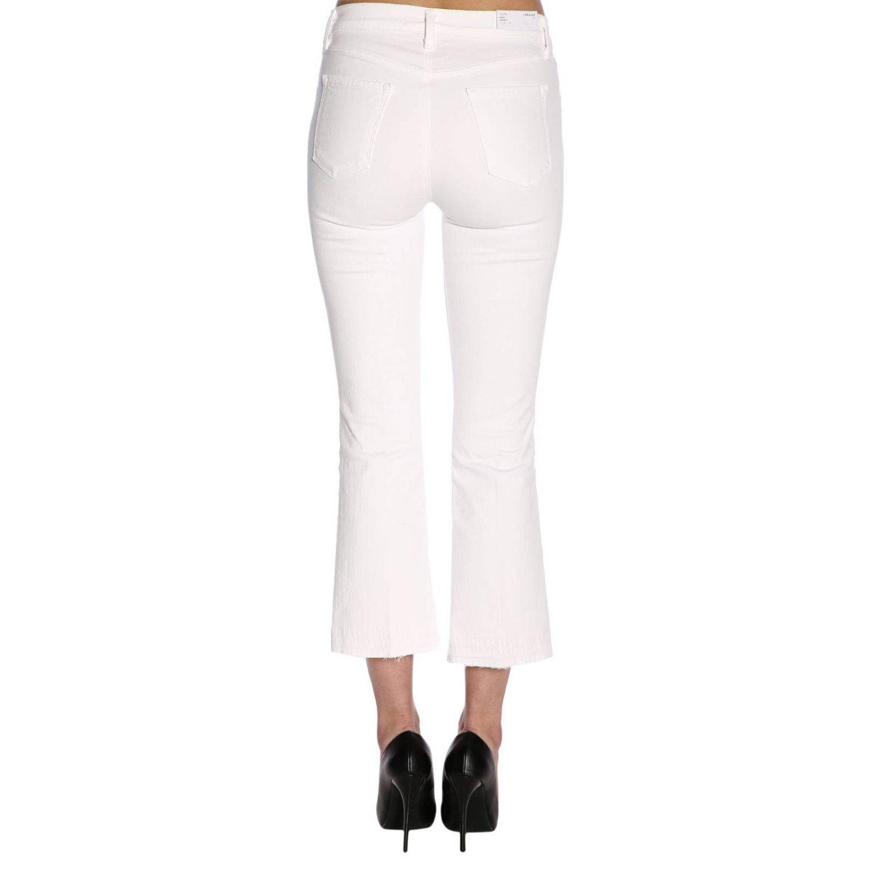 Jeans damen J Brand weiß 3
