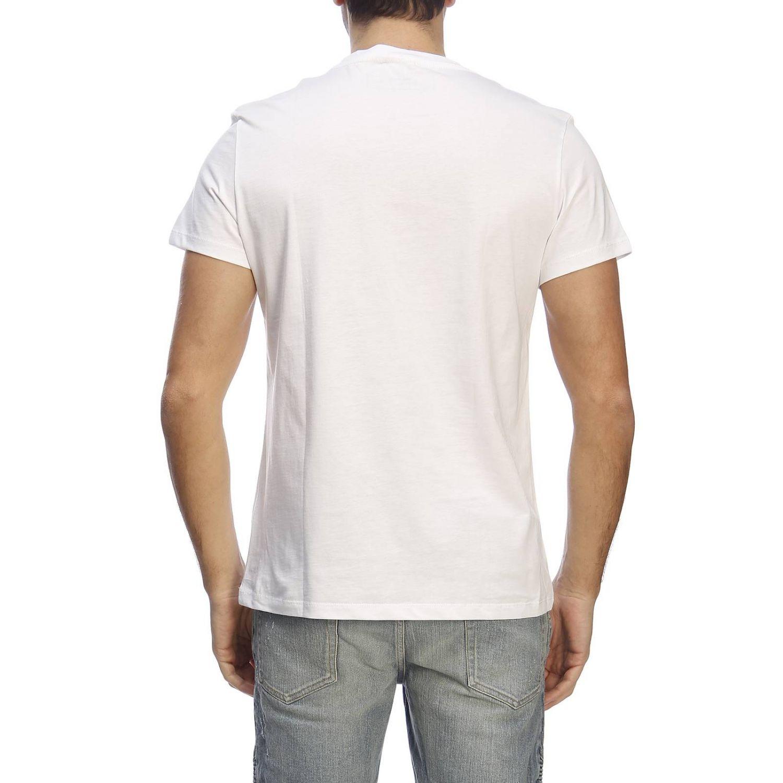 Футболка Balmain: Футболка Мужское Balmain белый 3