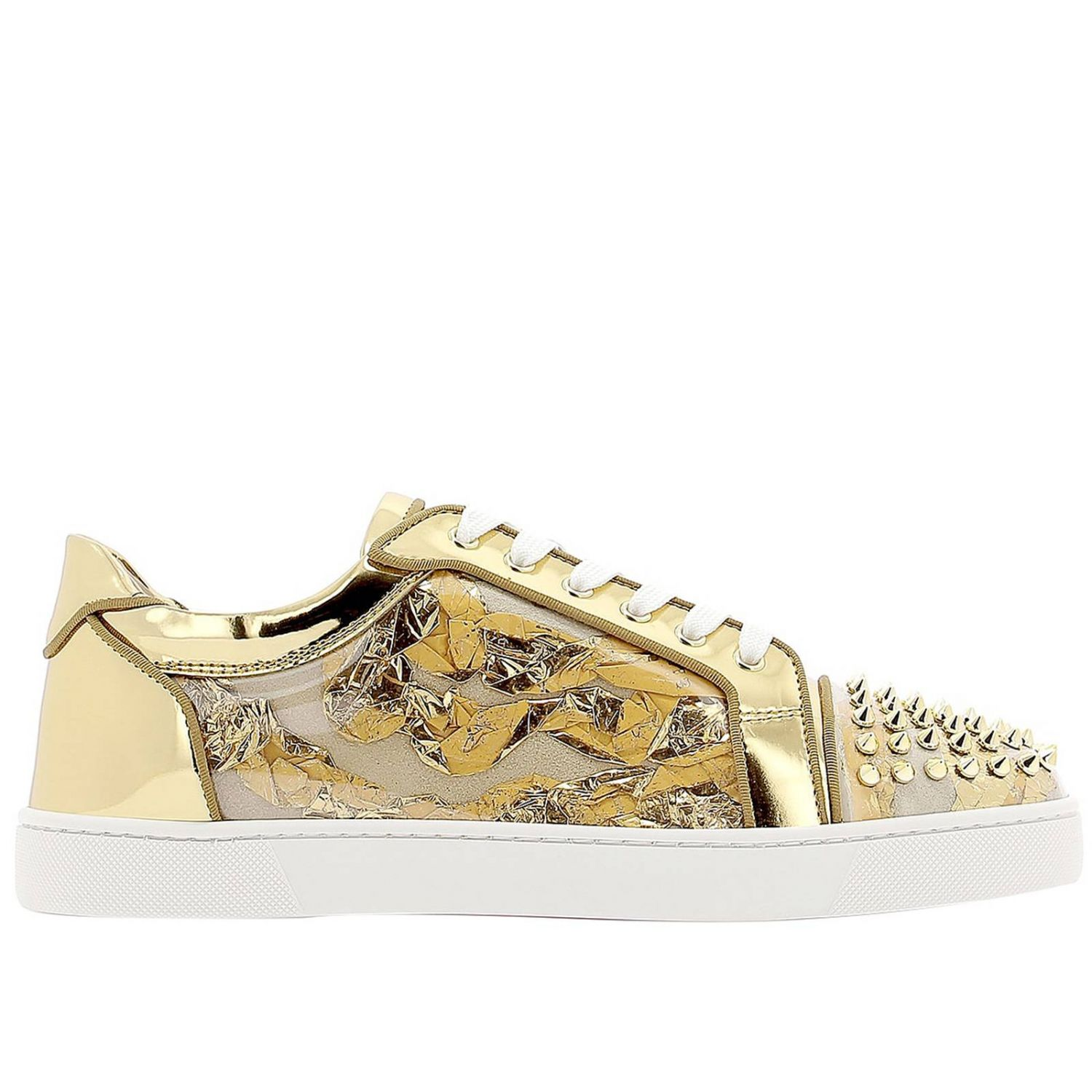 louboutin homme or