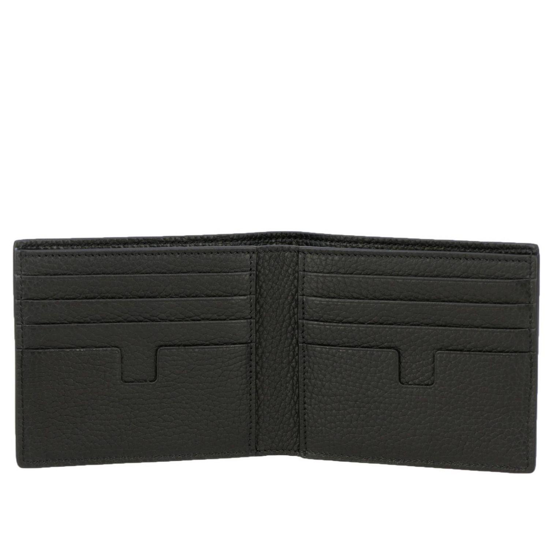 Wallet men Tom Ford black 2
