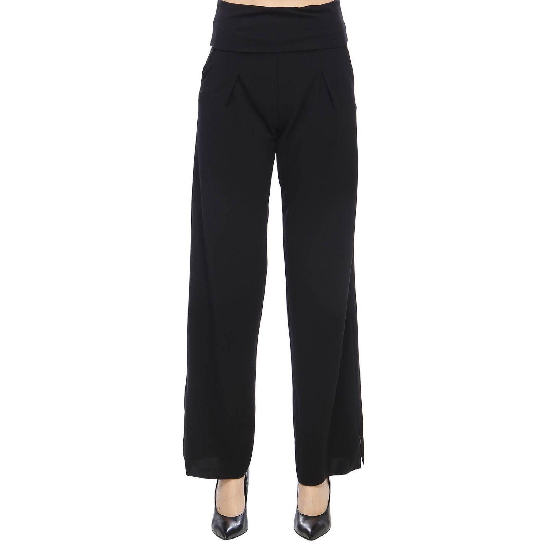 Trousers women Manila Grace black 1