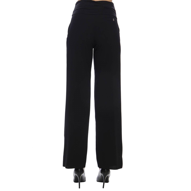 Trousers women Manila Grace black 3