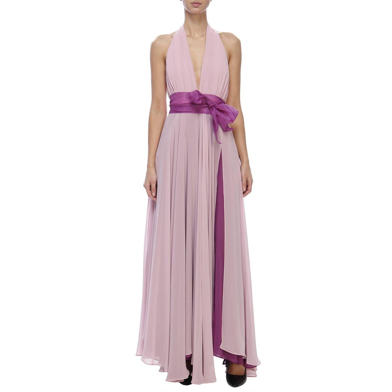 Robes Hanita: Robes femme Hanita rose 1