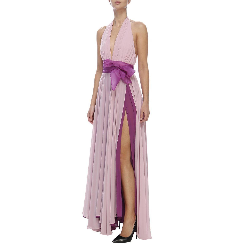 Robes Hanita: Robes femme Hanita rose 2