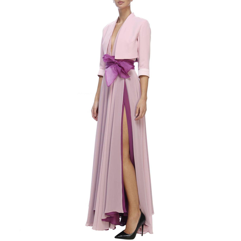 Robes Hanita: Robes femme Hanita rose 4