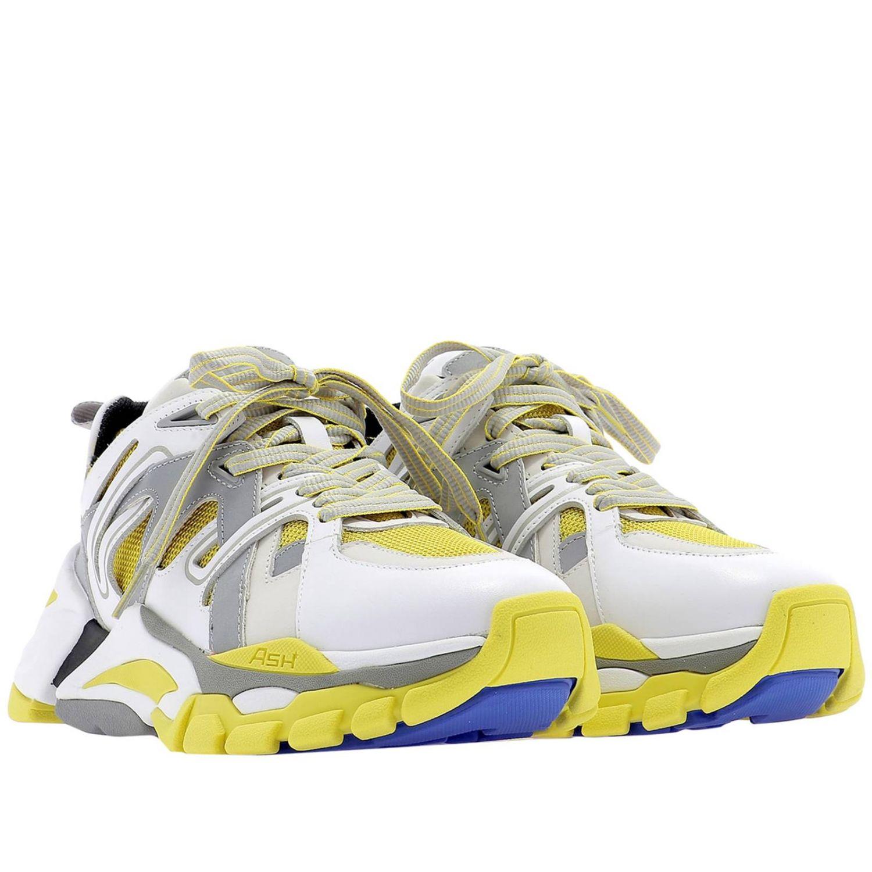运动鞋 女士 Ash 白色 2 2