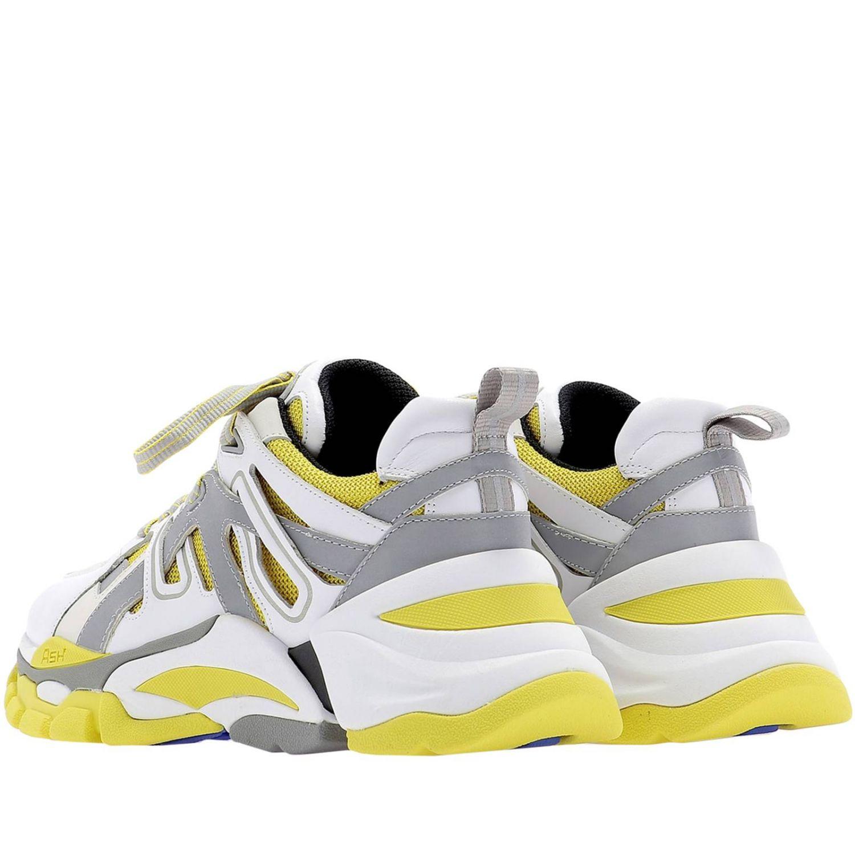 运动鞋 女士 Ash 白色 2 3