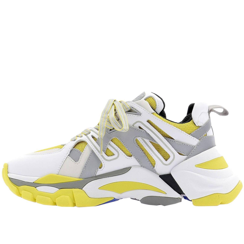运动鞋 女士 Ash 白色 2 4