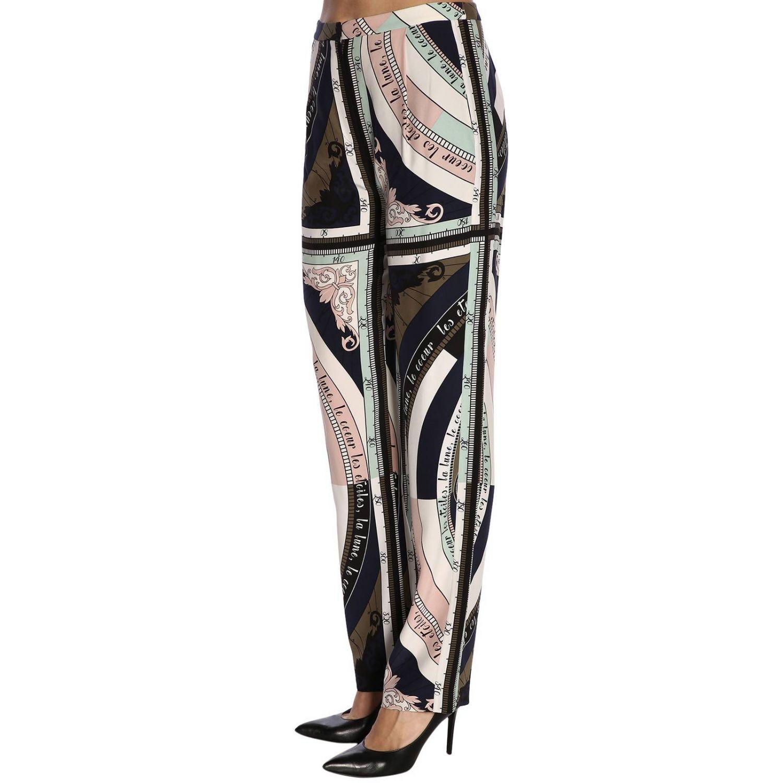 Trousers women Tory Burch pink 2