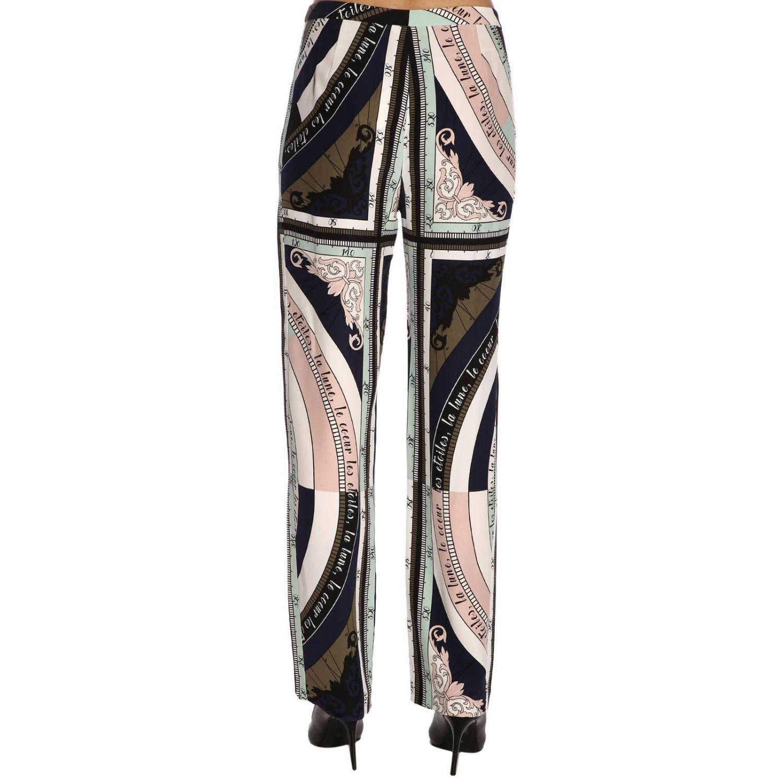 Trousers women Tory Burch pink 3