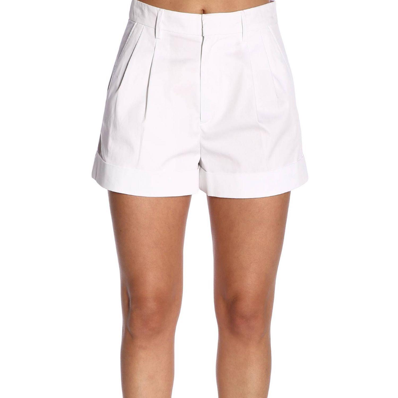 短裤 女士 Isabel Marant Etoile 白色 1