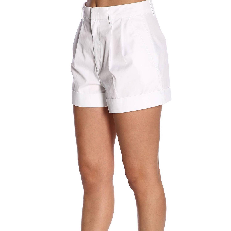 短裤 女士 Isabel Marant Etoile 白色 2