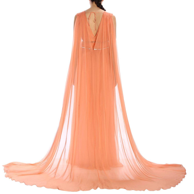 Dress Alberta Ferretti: Dress women Alberta Ferretti salmon 3