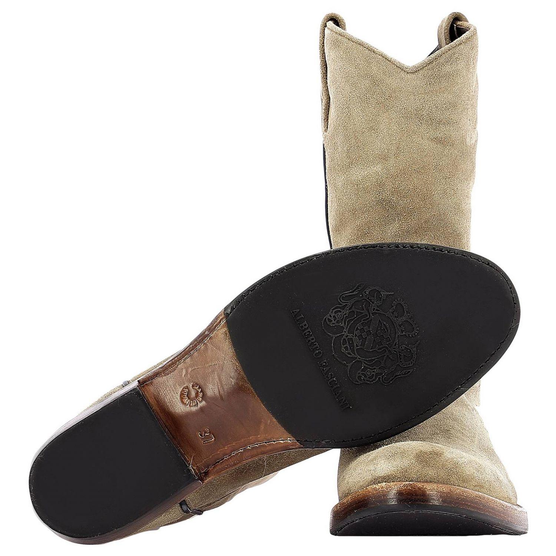 Обувь Женское Alberto Fasciani светло-коричневый 4
