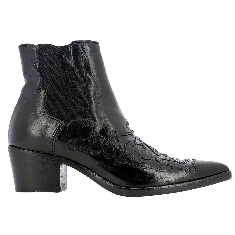 Schuhe damen Alberto Fasciani schwarz 1