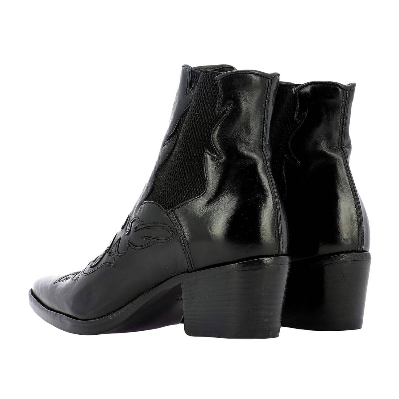 Schuhe damen Alberto Fasciani schwarz 3