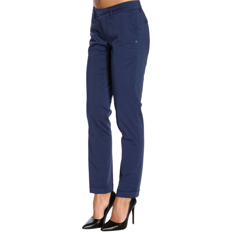 Pants Fay: Pants women Fay blue 2