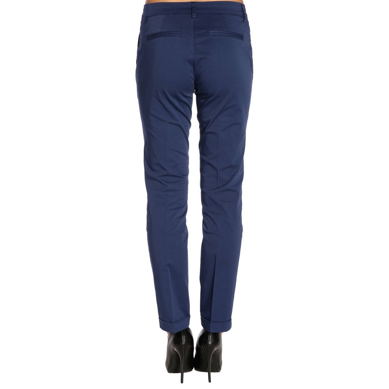 Pants Fay: Pants women Fay blue 3