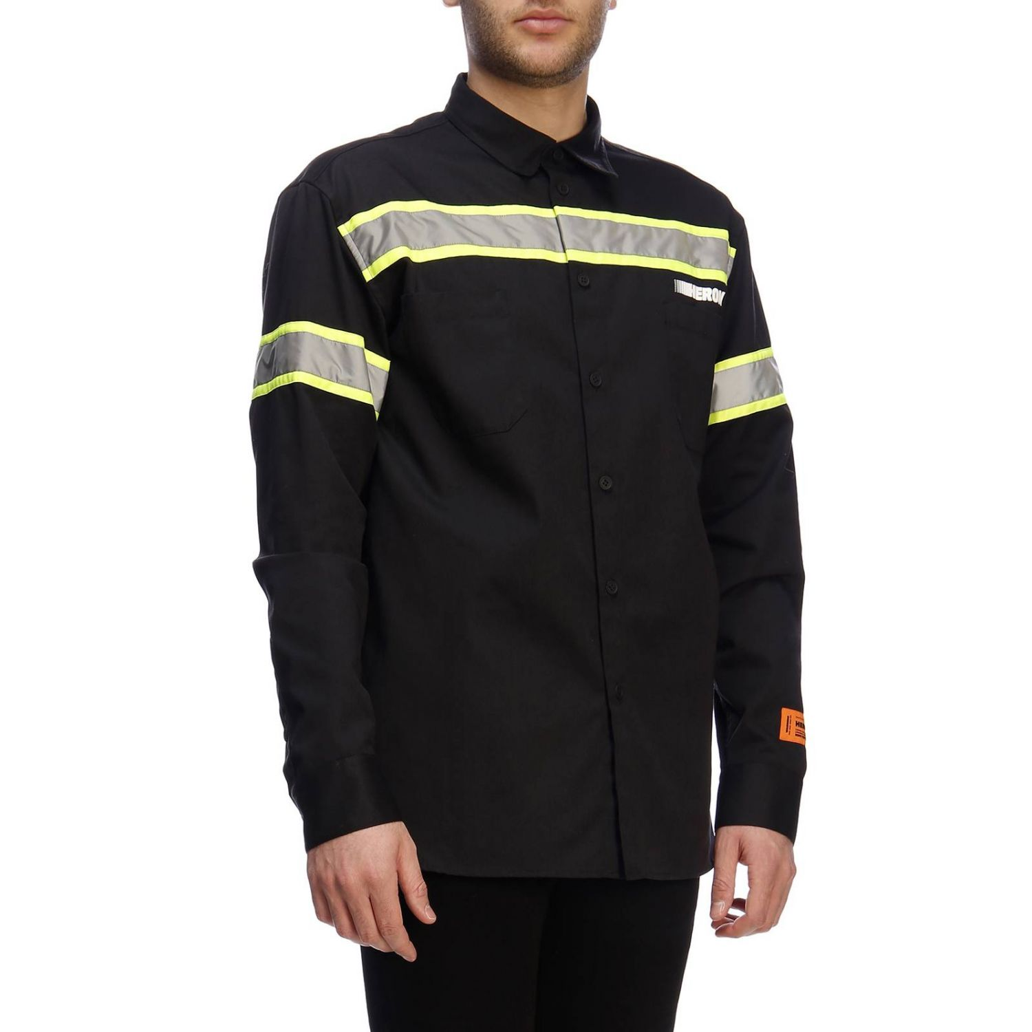 Shirt men Heron Preston black 2