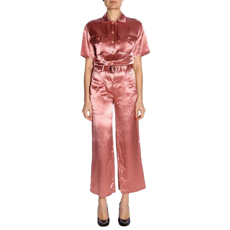 Mono pieza mujer Sies Marjan rosa 1