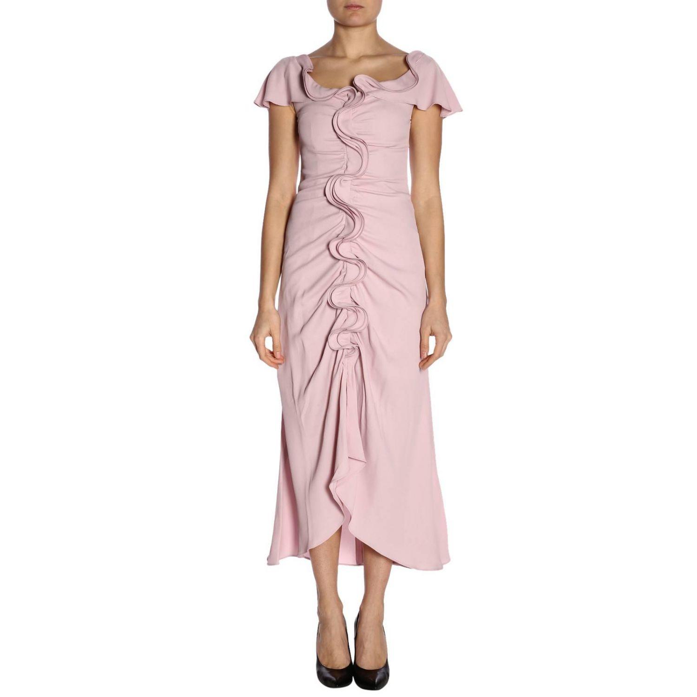 Dress Sies Marjan: Dress women Sies Marjan pink 1
