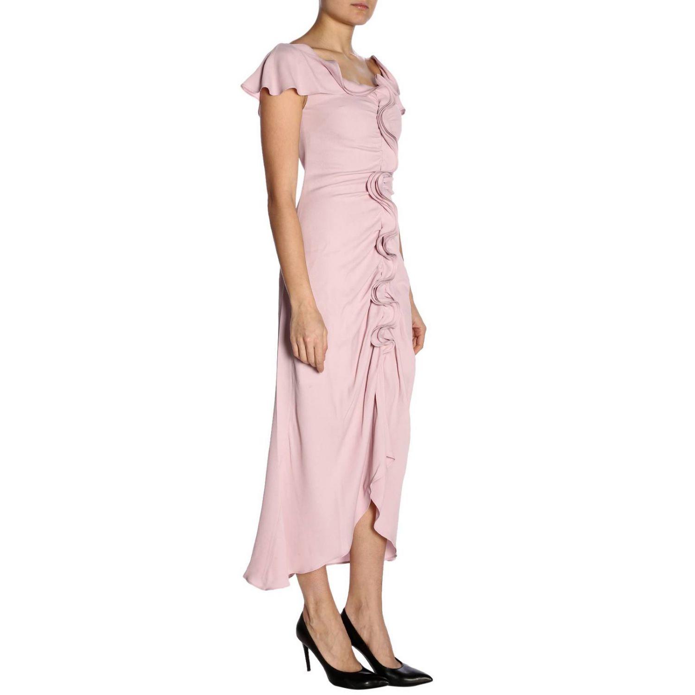 Dress Sies Marjan: Dress women Sies Marjan pink 2