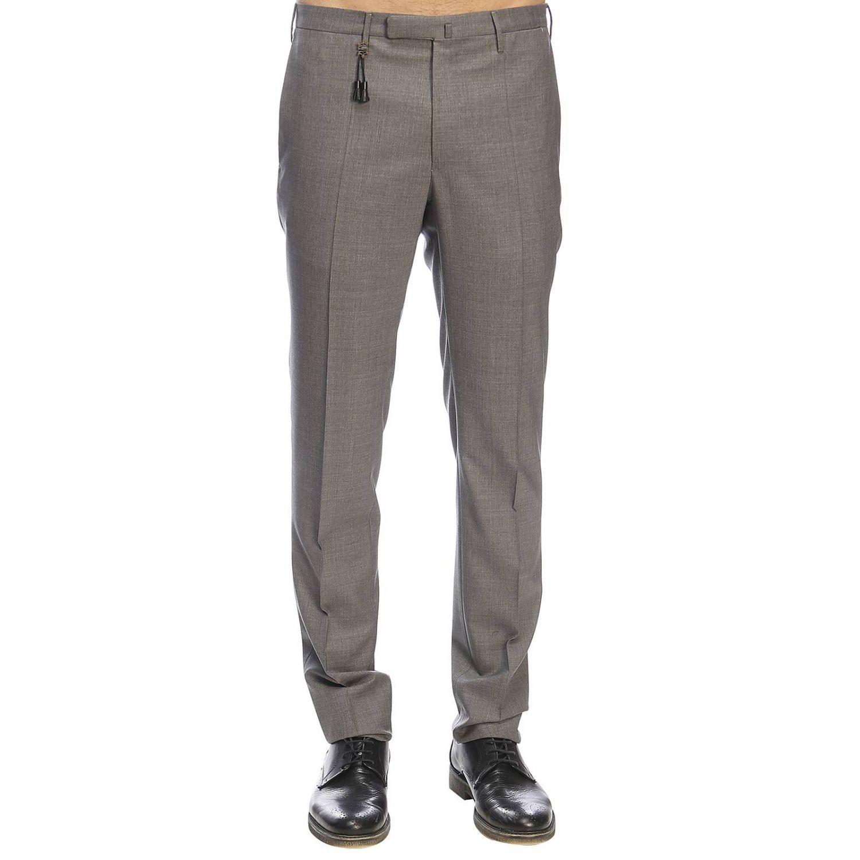 Pantalón hombre Incotex azul oscuro 1