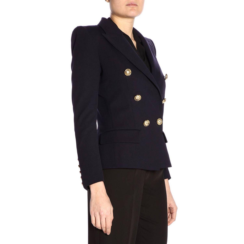 Jacket women Alexandre Vauthier blue 2
