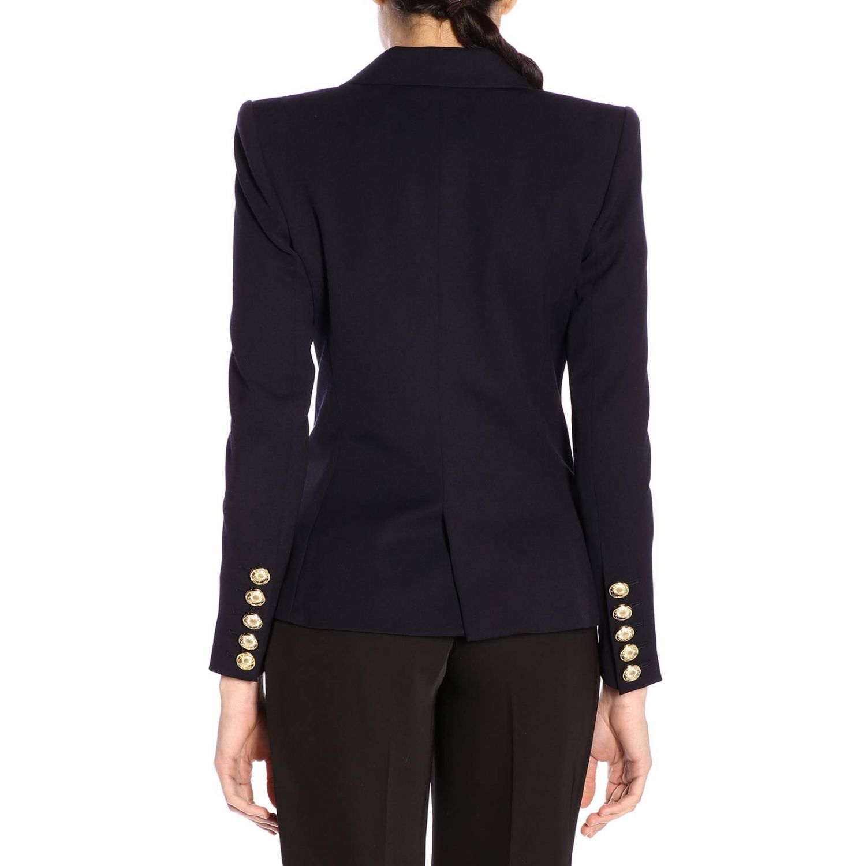 Jacket women Alexandre Vauthier blue 3