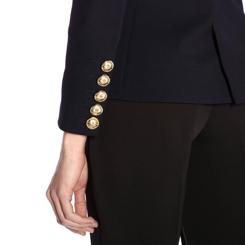 Jacket women Alexandre Vauthier blue 4