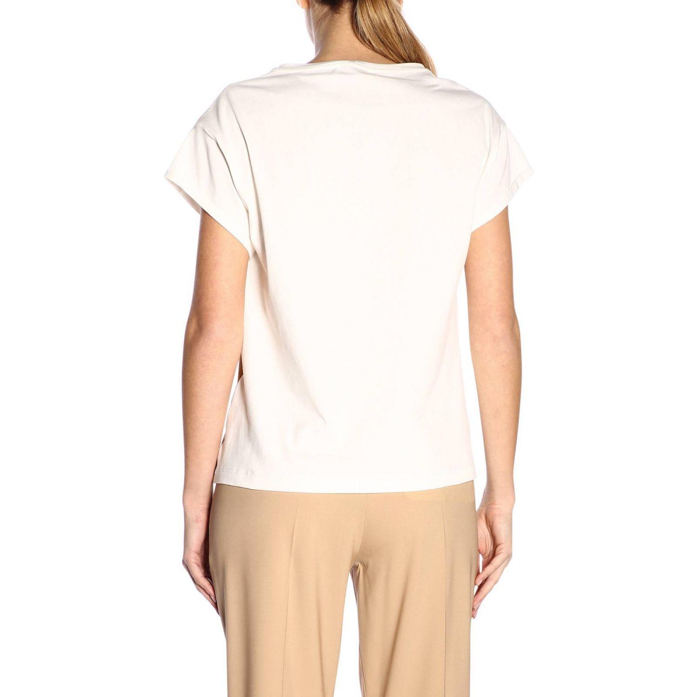 T恤 女士 Alysi 奶白色 3
