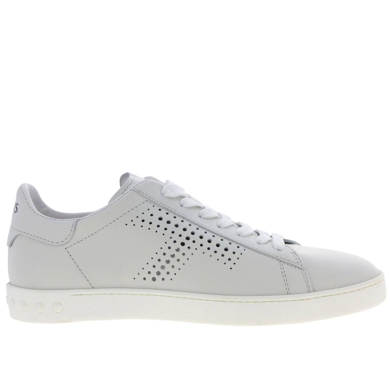 Zapatos mujer Tod's blanco 1