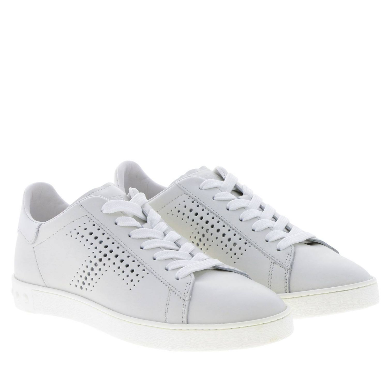 Zapatos mujer Tod's blanco 2