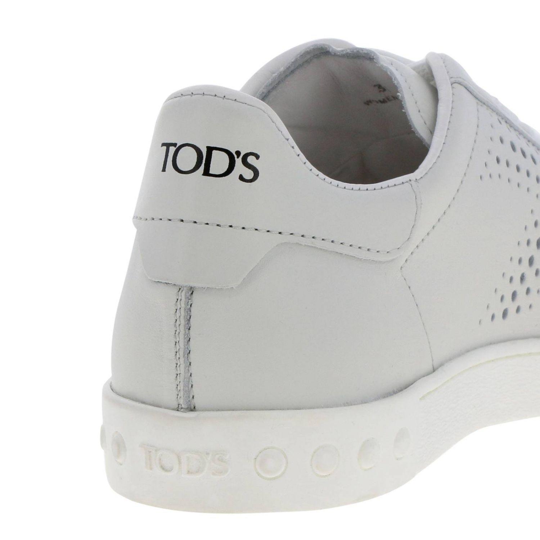 Zapatos mujer Tod's blanco 4