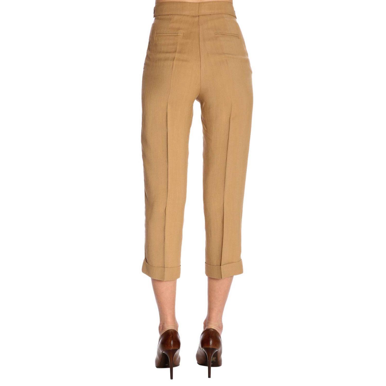 裤子 Twin Set: 裤子 女士 Twin Set 驼色 3