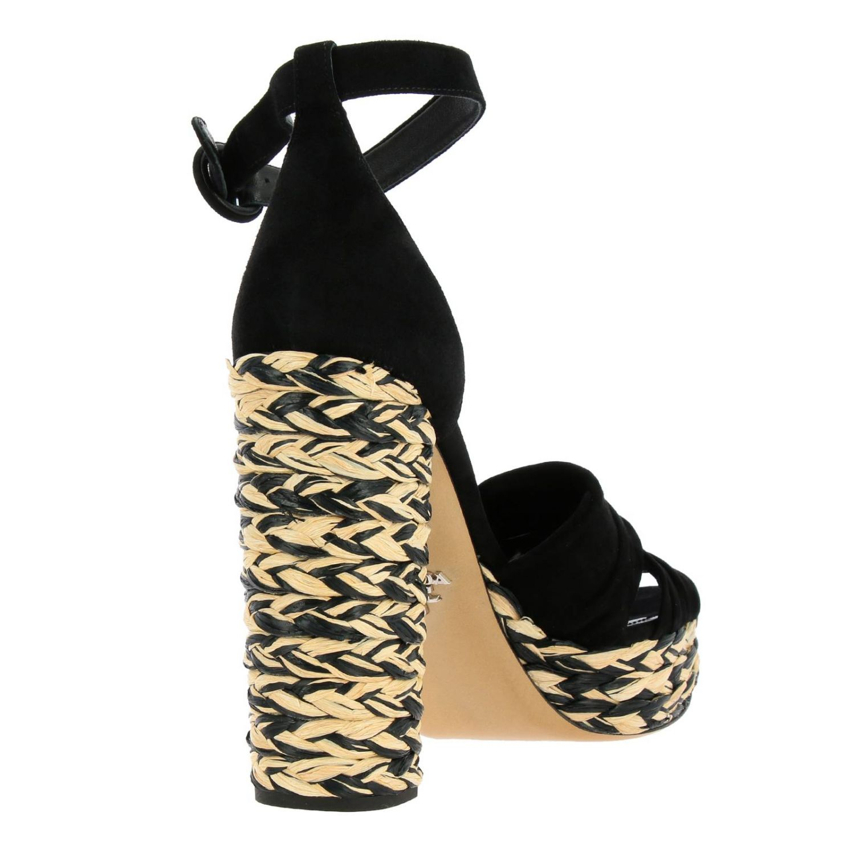 Shoes women Prada black 4