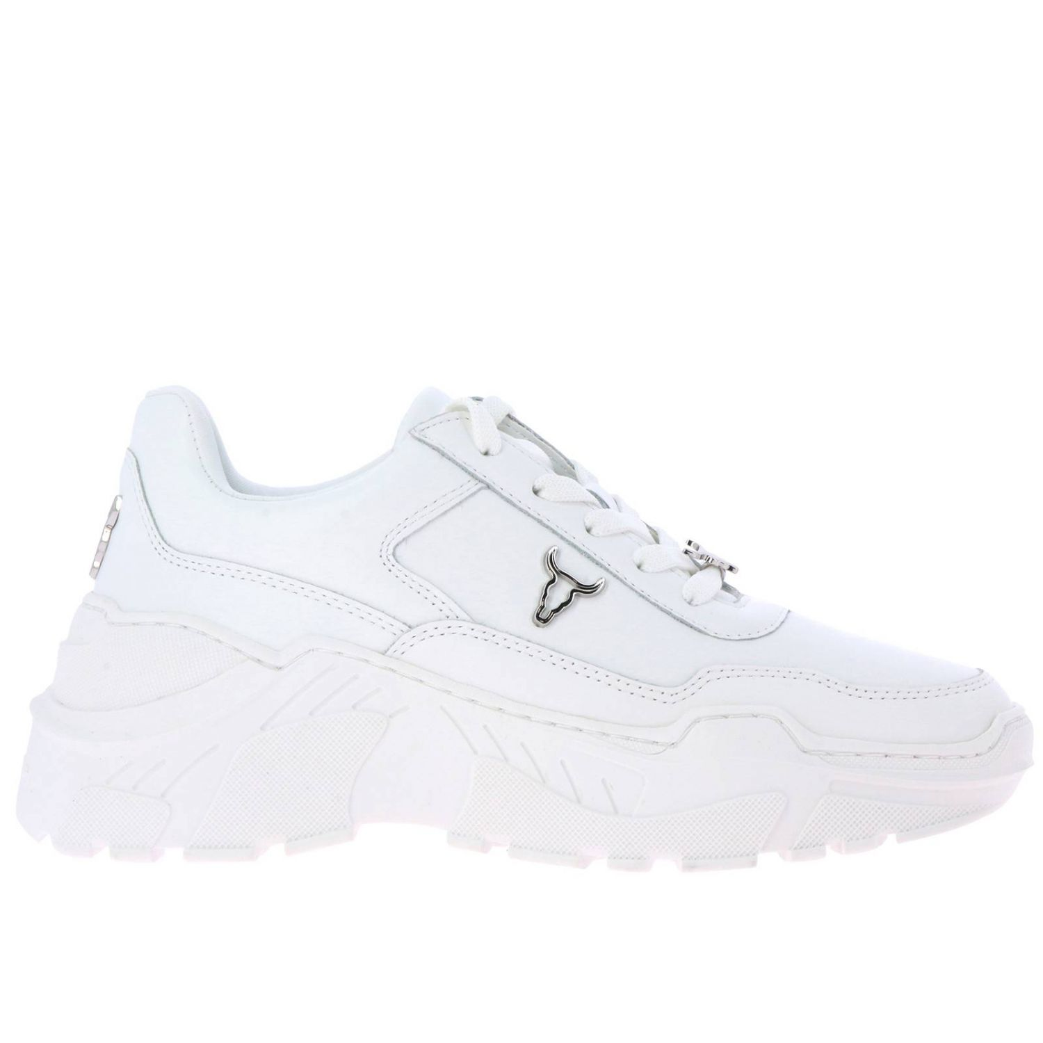 Sneakers women Windsorsmith white 1
