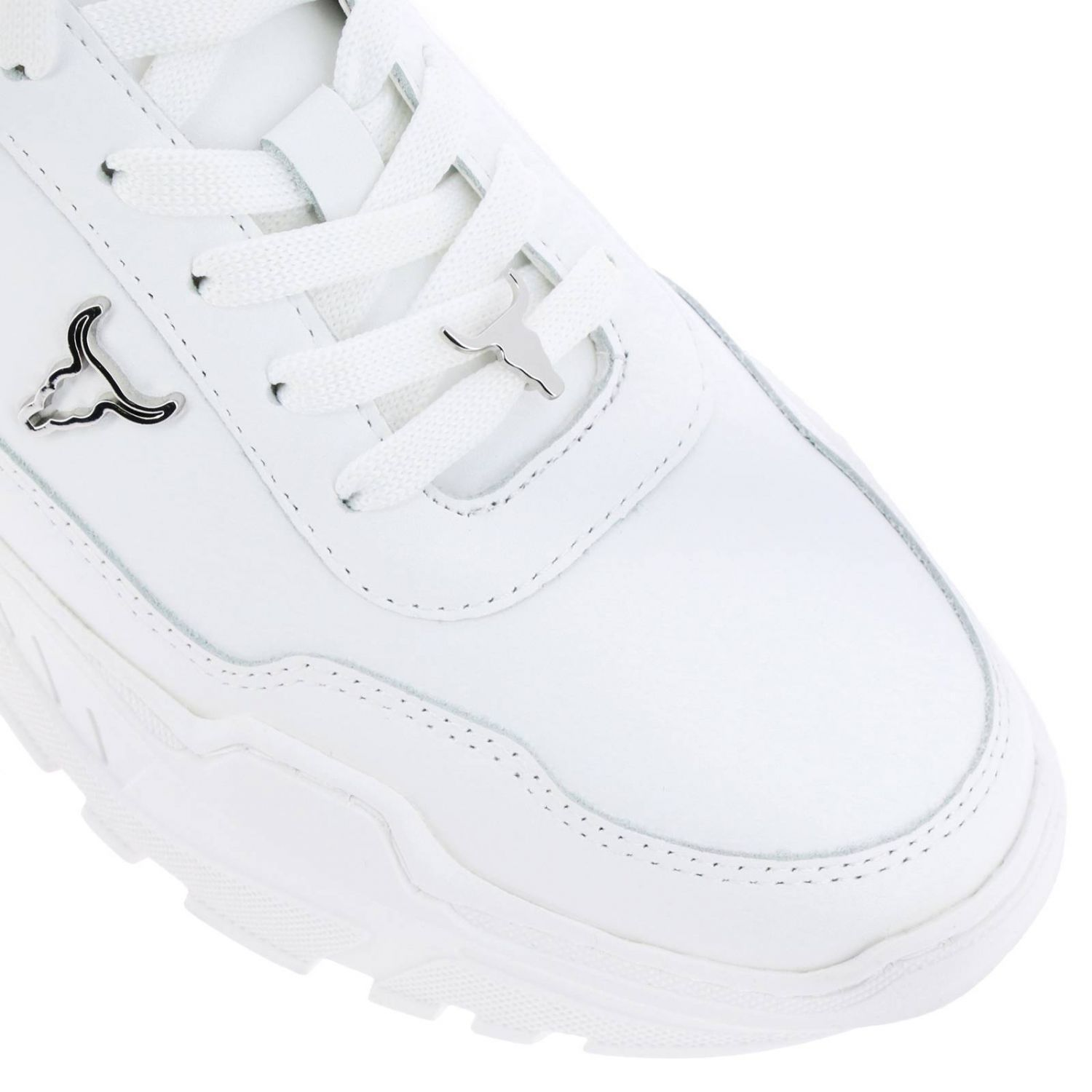 Sneakers women Windsorsmith white 3