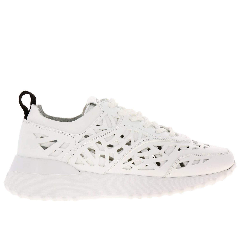 TOD'S   Sneakers Shoes Women Tod'S   Goxip
