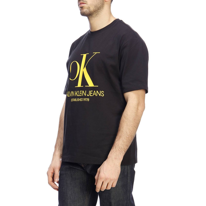 T Shirt Calvin Klein Jeans Established
