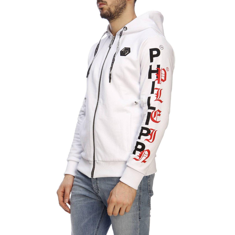 卫衣 男士 Philipp Plein 白色 2