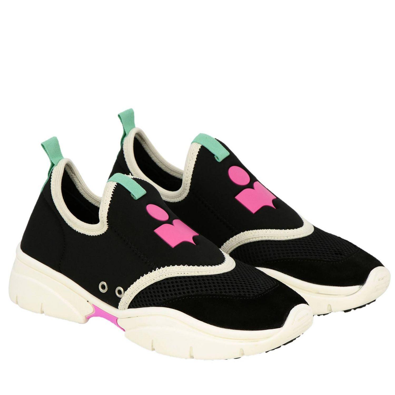 鞋 女士 Isabel Marant 黑色 2