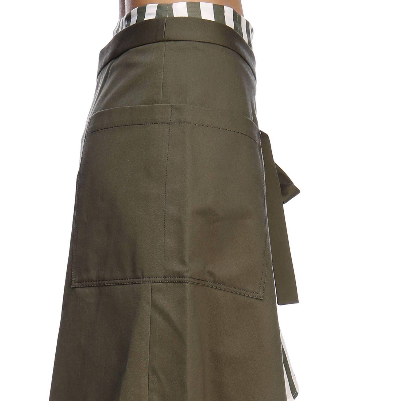Skirt women Monse green 4