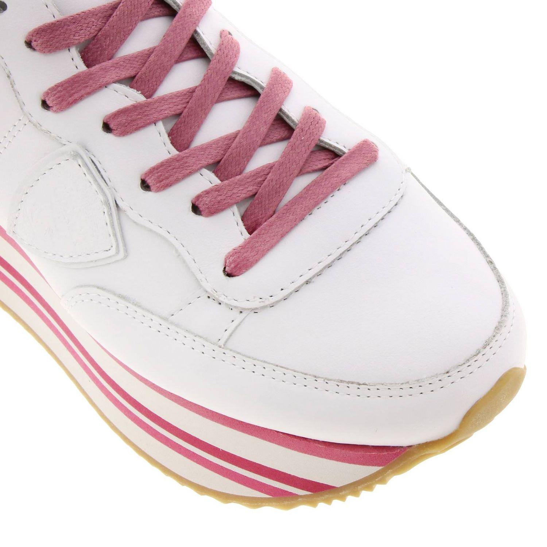 Обувь Женское Philippe Model фуксия 3